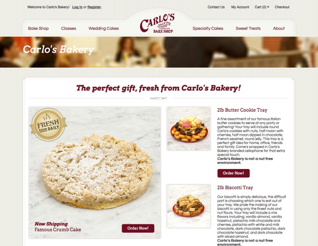 Sito Carlos Bakery