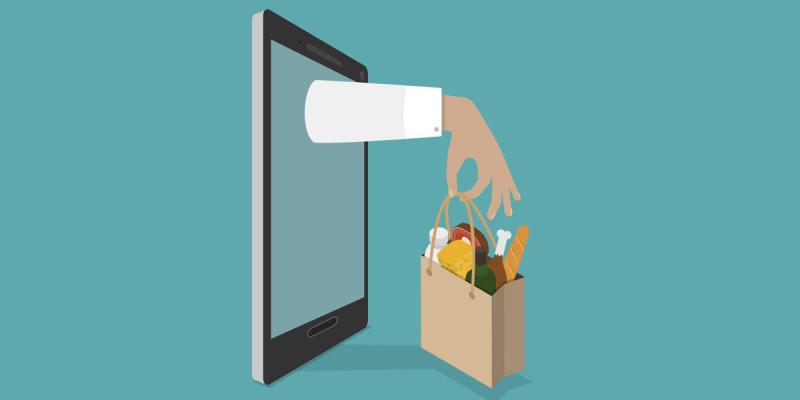 Fare la spesa online – Cresce l'Ecommerce Food